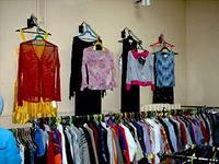 открываем бутик стоковой одежде