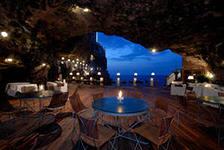 ресторан в подземной пещере