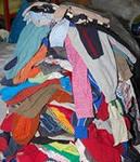 сумки и коврики из неликвидных  обрезков ткани от филиппинок