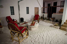 соляной отель уже принимает гостей