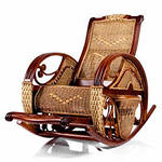 заряди свой iPad или iPhone от кресла-качалки