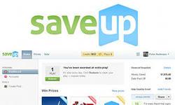 SaveUp - сервис, вознаграждающий потребителей за их разумные финансовые решения