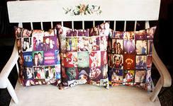 стартап Stitchgram, создай свою подушку с использованием личных фотографий, и фотографий друзей