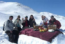 идея бизнеса: организация пикников в горах