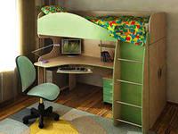 инновационная мебель которая растет вместе с ребенком