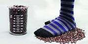 высокотехнологичные мужские носки ATLAS с кофе