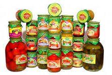 производство и продажа консервированных продуктов