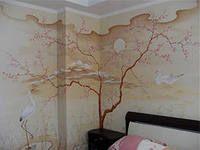 бизнес на художественной росписи стен, витражей и заборов