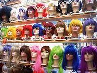 бизнес на продаже париков