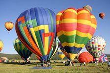бизнес идея: подари себе романтику, или полет на воздушном шаре