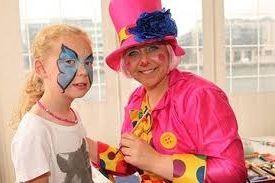 бизнес на раскрашивание детских лиц в развлекательных центрах