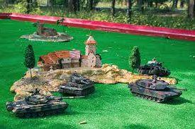 заработок на проведение боев моделей радиоуправляемых танков