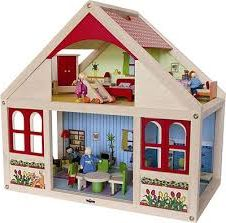 изготовление и продажа кукольных домиков и аксессуаров для них