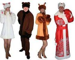 идея бизнеса на аренде праздничных костюмов