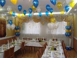 идея бизнеса на оформлении помещений воздушными шарами