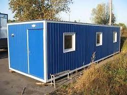 идея бизнеса на аренде контейнеров для строителей, бытовок