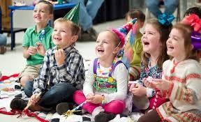 малый бизнес по организации детских праздников