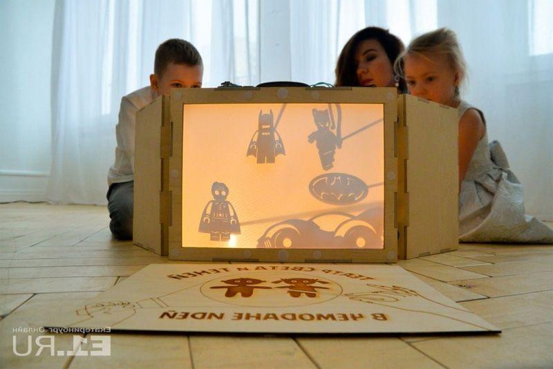 идея бизнеса на изготовление и продаже театров теней в чемодане, фото 2