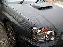 идея бизнеса на покрытие автомобиля карбоном