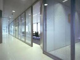 сборка и установка офисных перегородок из алюминия как идея бизнеса