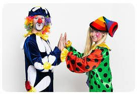 клоун на дом, как бизнес идея заработка
