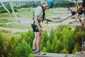 прыжки с веревкой, зкстремальный вид спорта, как идея заработка
