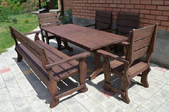 Идея бизнеса, изготовление, продажа и установка садовой мебели, фото 2