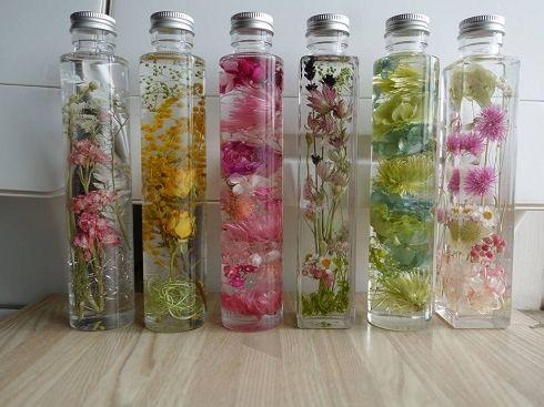 Свое дело, изготовление и продажа цветов в глицерине, фото 3