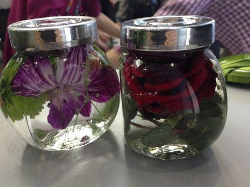 Свое дело, изготовление и продажа цветов в глицерине, фото 4