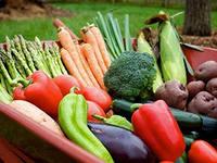 онлайн-огород с реальными овощами и фруктами